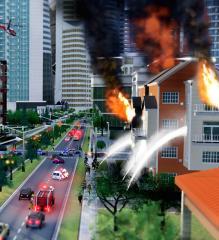Фото к обзору игры SimCity