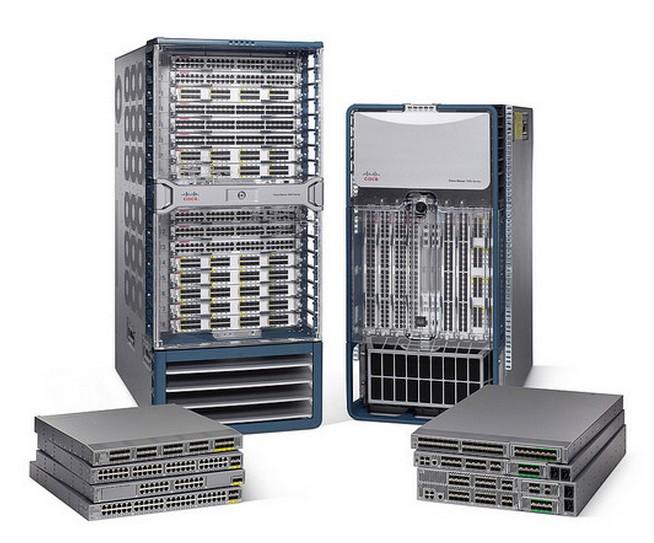 Коммутаторы Cisco Nexus 2000